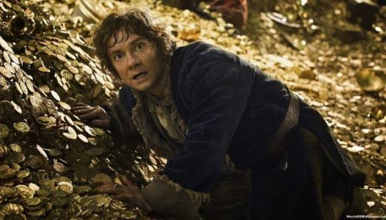CINEMA RELEASE:  THE HOBBIT: THE DESOLATION OF SMAUG