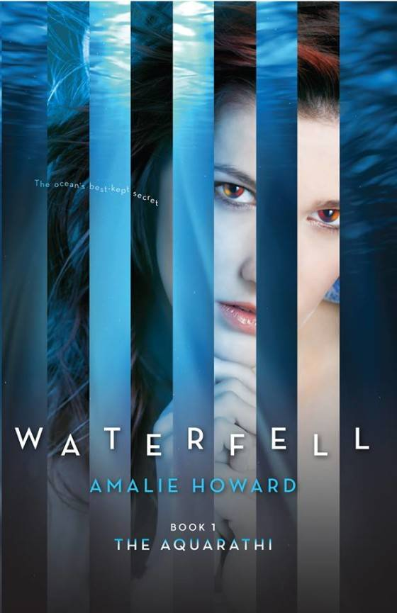 Book Review :Waterfell by Amalie Howard