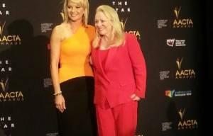 AACTA Honour International  Actress Jackie Weaver