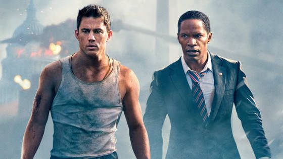 DVD RELEASE: WHITE HOUSE DOWN
