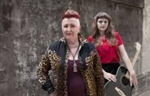 Brisbane Rock 'n' Roll Royalty: Rock On Ms Lloyd.