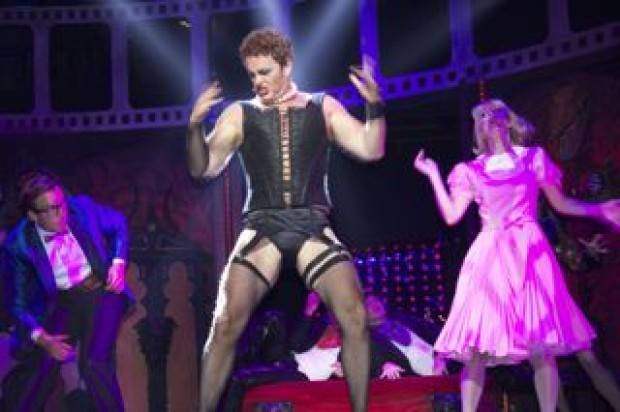 Opening Night Stage And  Socials of Rocky Horror Show
