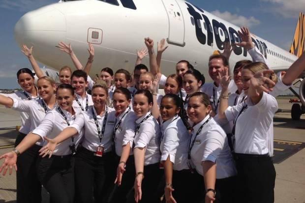 Tigerair Australia Celebrates Queensland Cabin Crew Graduation