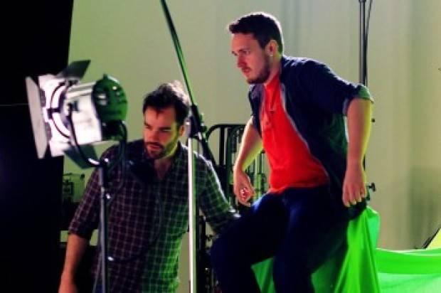QA: Emerging film maker Michael O'Halloran