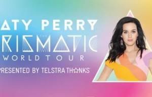 Katy Perry Australian Tour Down Under 2014