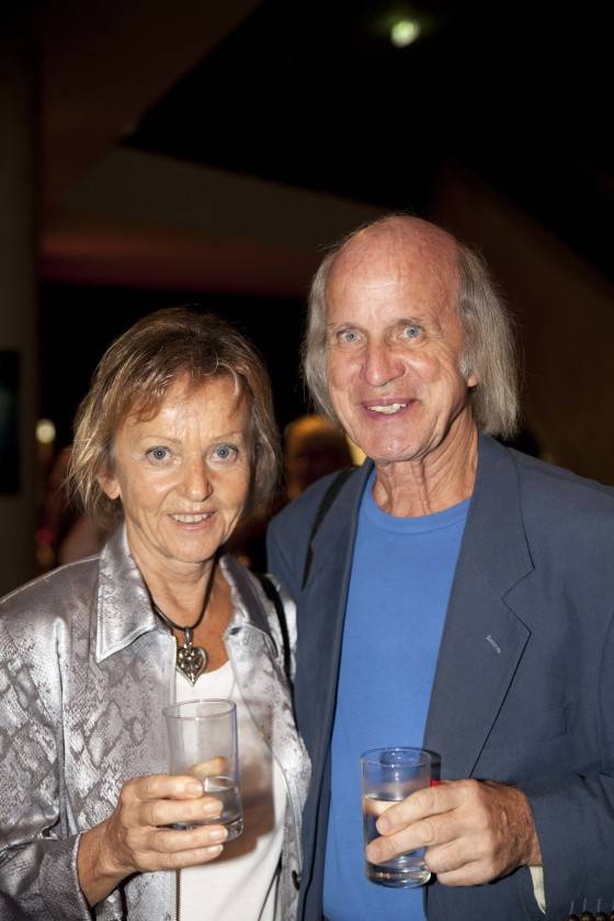 Marianne Prell and Wolfgang Kreuzer