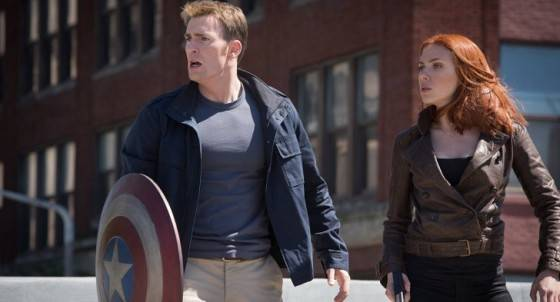 CINEMA RELEASE: CAPTAIN AMERICA: THE WINTER SOLDIER