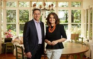 THIS SATURDAY THE BOTTOM LINE SPEAKS TO TODAY SHOW'S LISA WILKINSON