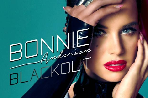 """Bonnie Anderson Set  to  Release New Single """"BLACKOUT"""" on June 13th"""