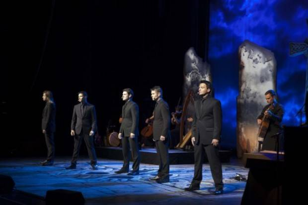 CELTIC THUNDER ARE THE  VOICE MASTERS FROM IRELAND