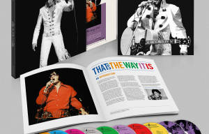 Deluxe Edition Box Set of Elvis Presley will available purchase on August 8th