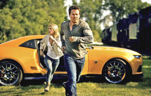 Review of 'TRANSFORMERS: AGE OF EXTINCTION'