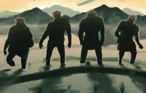 TEENAGE MUTANT NINJA TURTLES – Legend Of The Yokai