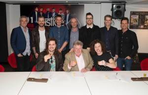 PEKING DUK SIGN WORLDWIDE DEAL WITH SONY MUSIC