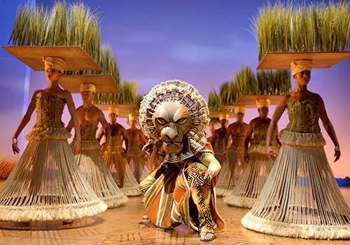 Lion King Roars With Amazement at Brisbane Opening Night