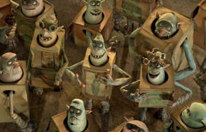 Film review of 'THE BOXTROLLS'