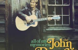 JOHN DENVER'S 'ALL OF MY MEMORIES: THE JOHN DENVER COLLECTION' SET FOR RELEASE NOVEMBER 7th
