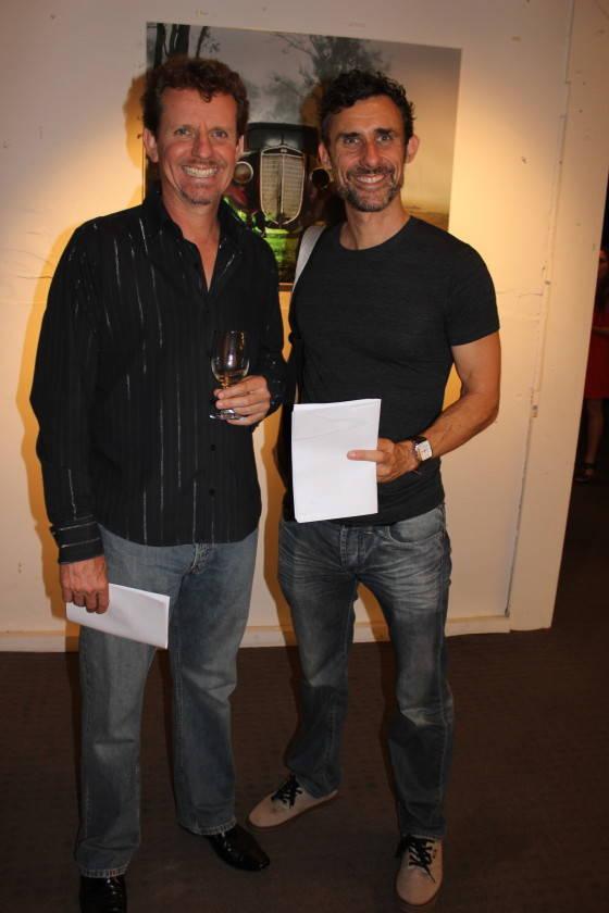 Paul Colquust and Paul Cunningham