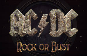 AC/DC ROCK OR BUST NOW STREAMING EXCLUSIVELY ON ITUNES