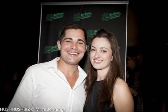 Jesse Harris and Kristi Harris