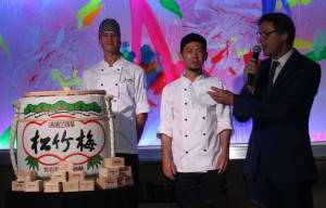 Kiyomi launches at Jupiters with star-studded event