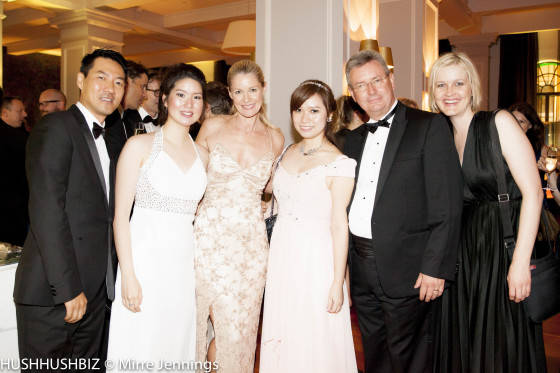 Asia Pacific Screen Awards Gala Night  Social Pics For 2014