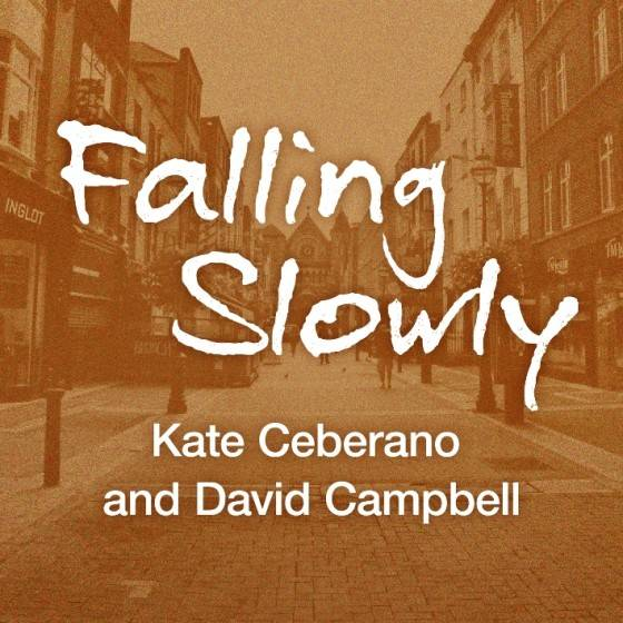 KATE CEBERANO AND DAVID CAMPBELL RELEASE 'FALLING SLOWLY'