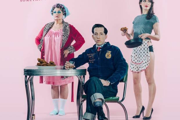 POKEY LAFARGE UNVEILS SOMETHING IN THE WATER, ROUNDER DEBUT DUE OUT MARCH 27