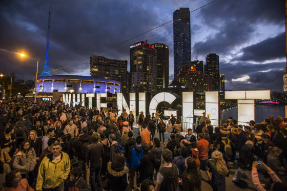White Night Melbourne – Full Programme Revealed Today!
