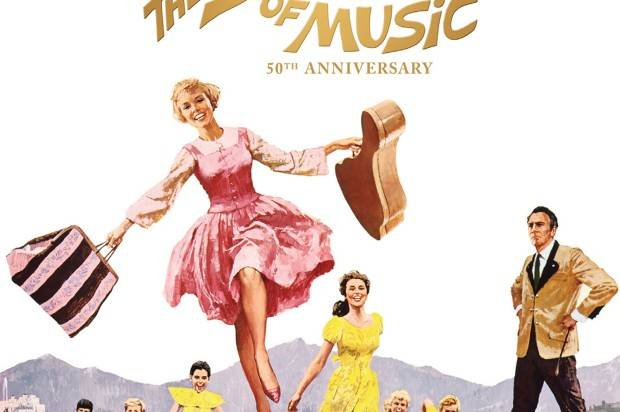 SONY MUSIC  CELEBRATES BELOVED MOVIE MUSICAL CLASSIC  _THE SOUND OF MUSIC_