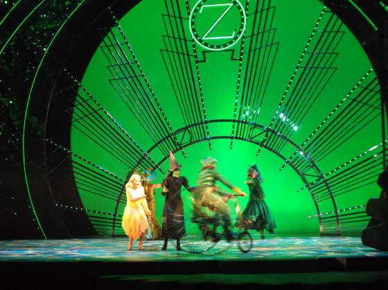 WICKED GETS READY FOR BRISBANE GRAND OPENING