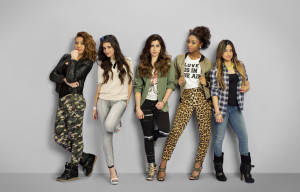FIFTH HARMONY RELEASE  DEBUT ALBUM 'REFLECTIONS'