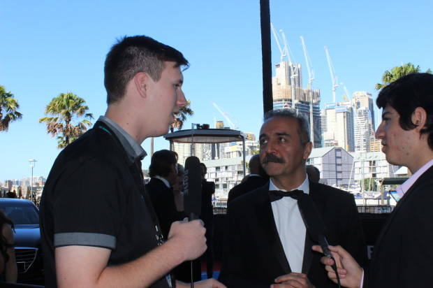 HIGHLIGHTS OF THE RED CARPET ARRIVALS AACTA AWARDS 2015