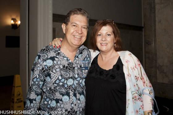 Joseph Origliasso and Jennifer Gilroy