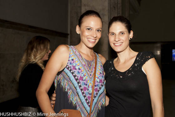 Lauren Chiapetta and Alicia Vandenbergh