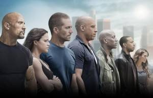 'FAST AND FURIOUS 7' REVIEW BY PETER GRAY