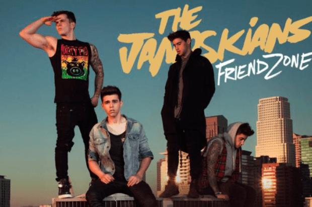 THE JANOSKIANS RELEASE NEW SINGLE 'FRIEND ZONE'