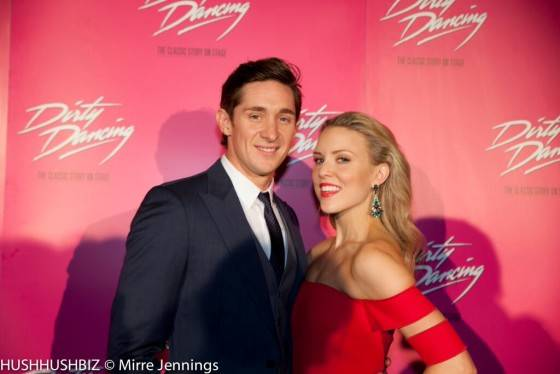 OPENING NIGHT SOCIALS FOR DIRTY DANCING BRISBANE QPAC & AFTER PARTY