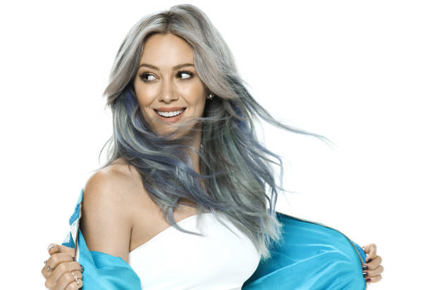 HILARY DUFF'S HIGHLY ANTICIPATED ALBUM BREATHE IN. BREATHE OUT. TO BE RELEASED JUNE 19