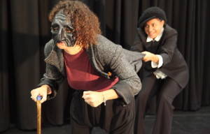 LIVE THEATRE :THE SERVANT OF TWO MASTERS