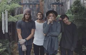 LITTLE SEA ANNOUNCE NEW SINGLE 'CHANGE FOR LOVE'