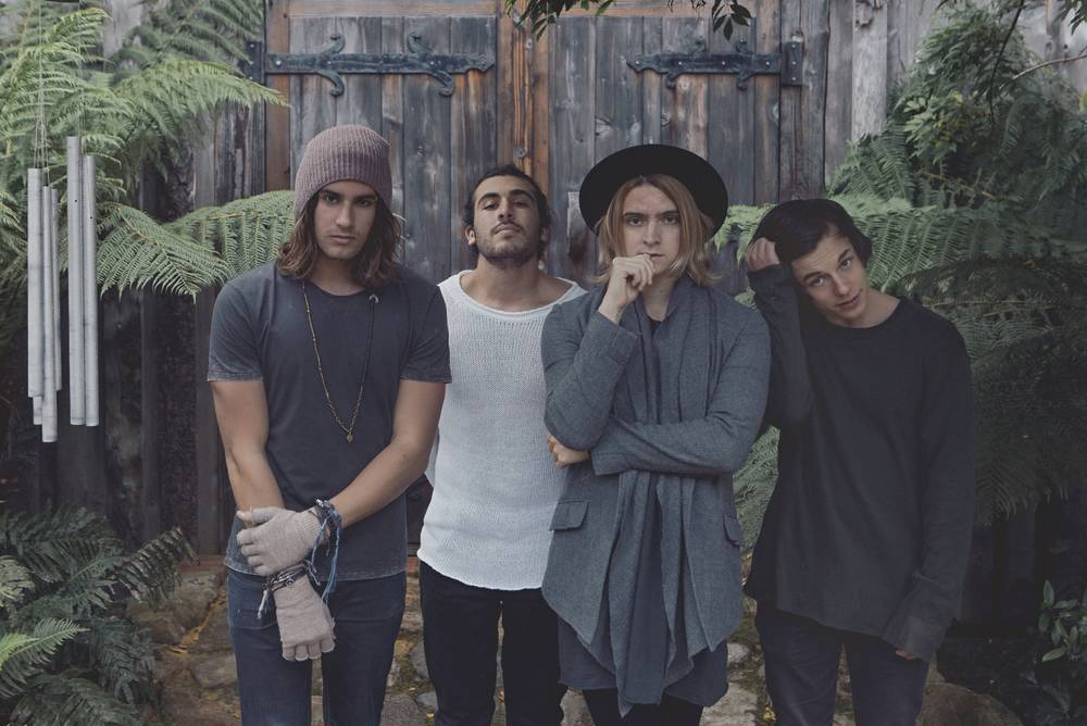 LITTLE SEA RELEASE NEW SINGLE 'CHANGE FOR LOVE'!
