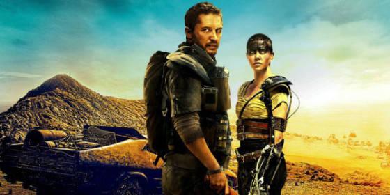 CINEMA RELEASE: MAD MAX: FURY ROAD