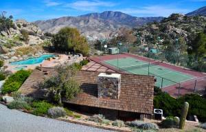FRANK SINATRA'S PALM SPRINGS COMPOUND FOR SALE