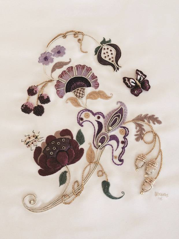 'EMBROIDED MEMORIES' OPENS AT GOLD COAST CITY GALLERY