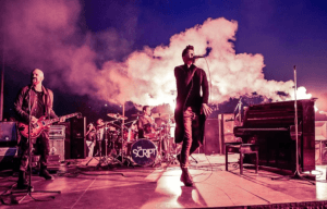 THE SCRIPT PLAY THEIR BIGGEST HEADLINE SHOW THIS WEEKEND, AT IRELAND'S CROKE PARK