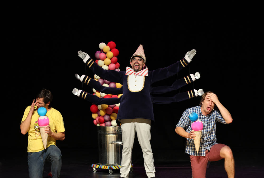 """ANDY GRIFFITHS' """"THE 26-STOREY TREEHOUSE"""" LIVE ON STAGE COMES TO BRISBANE FOR THE SCHOOL HOLIDAYS!"""