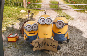 FILM REVIEW – MINIONS