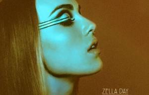 ZELLA DAY RELEASES 'KICKER'
