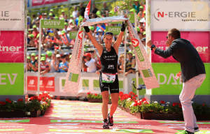 ATHLETES LINE UP FOR WORLD'S GREATEST LONG DISTANCE TRIATHLON, CHALLENGE ROTH